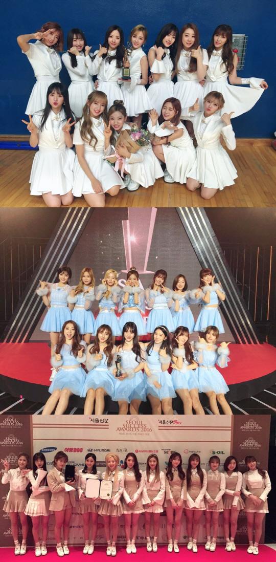 '우주소녀(WJSN)' 대세 걸그룹 자리 당당하게 꿰차며 3관왕 달성! '너에게 닿기를'로 대세 굳히기!