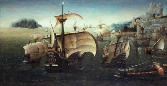 동서양 최초의 무역전쟁, 디우해전