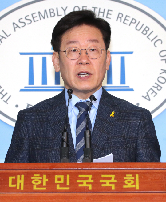 안희정 '대연정 발언'에...야권 대선주자들 비판