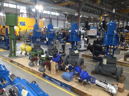 [2017 중소기업품질대상] 대한에프에이엔지니어링, 산업용 플랜트 분야에 계장계측기 등 공급