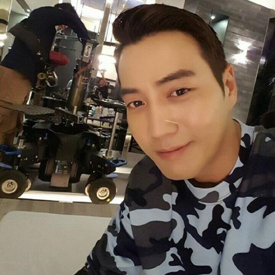 """주상욱, 윌엔터와 전속계약…""""도화지 같은 배우…아낌없이 지원할 것"""""""