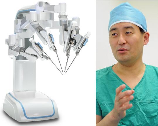 나군호 세브란스병원 교수 '국산 로봇 '레보아이'로 모든 복부수술 가능'