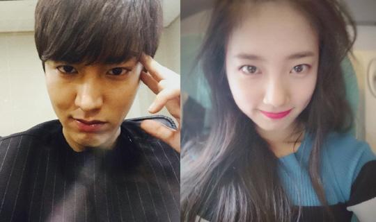 """이민호♥수지, 지인들과 2주년 기념 파티…JYP """"사생활엔 공식입장 無"""""""