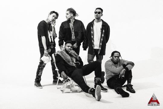 박재범-차차 말론, 글로벌 힙합 레이블 'H1GHR MUSIC' 설립