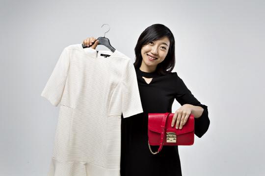 패션 아이템과 공유경제 결합 '옷장 크기 반으로 줄어드는 세상 꿈꾸죠'