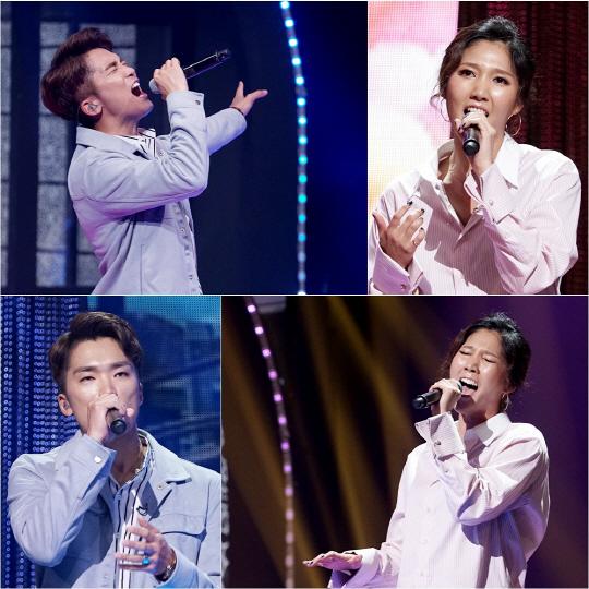 '노래싸움-승부', 오늘(19일) 시즌1 종영…김신의vs장은아 '옥타브 대결'