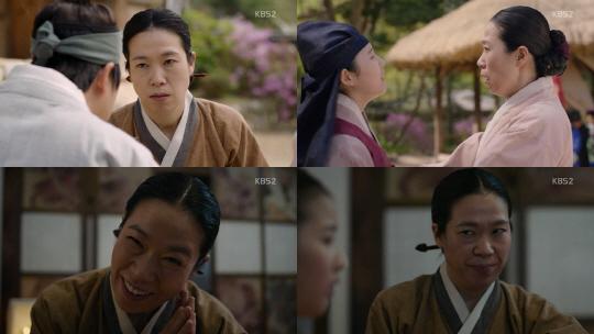 '7일의 왕비' 염혜란, 복화술에 애교까지..이런 유모 실화냐?