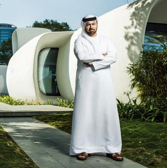 두바이의 미래 성장 동력