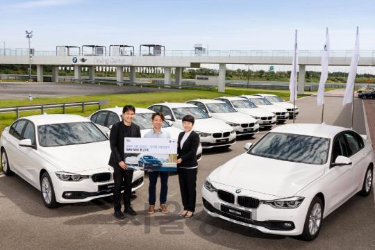 [오늘의 자동차] BMW 코리아, 차량공유 업체 링커블에 차량 27대 공급