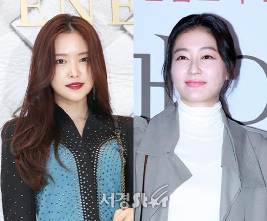 에이핑크 손나은 측 ''여곡성' 출연 확정'..박진희 측 '검토 中'(공식입장)