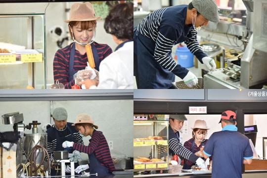 tvN '알바트로스' 세 번째 게스트 윤보미, '알바 여신'으로 거듭난 사연은?