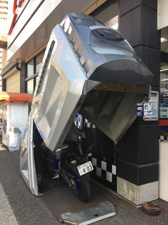 [두유바이크]46회도쿄 라이코랜드에서 라이딩재킷 쇼핑하기