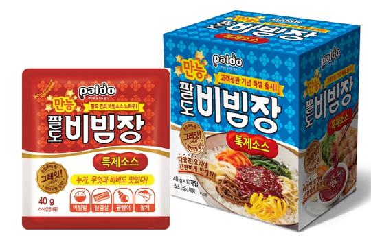 [맛있는 전쟁] 팔도, 비빔면 노하우 담은 '만능비빔장' 완판 행렬