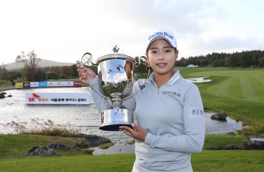 '서경퀸' 김혜선, 랭킹 95계단 점프