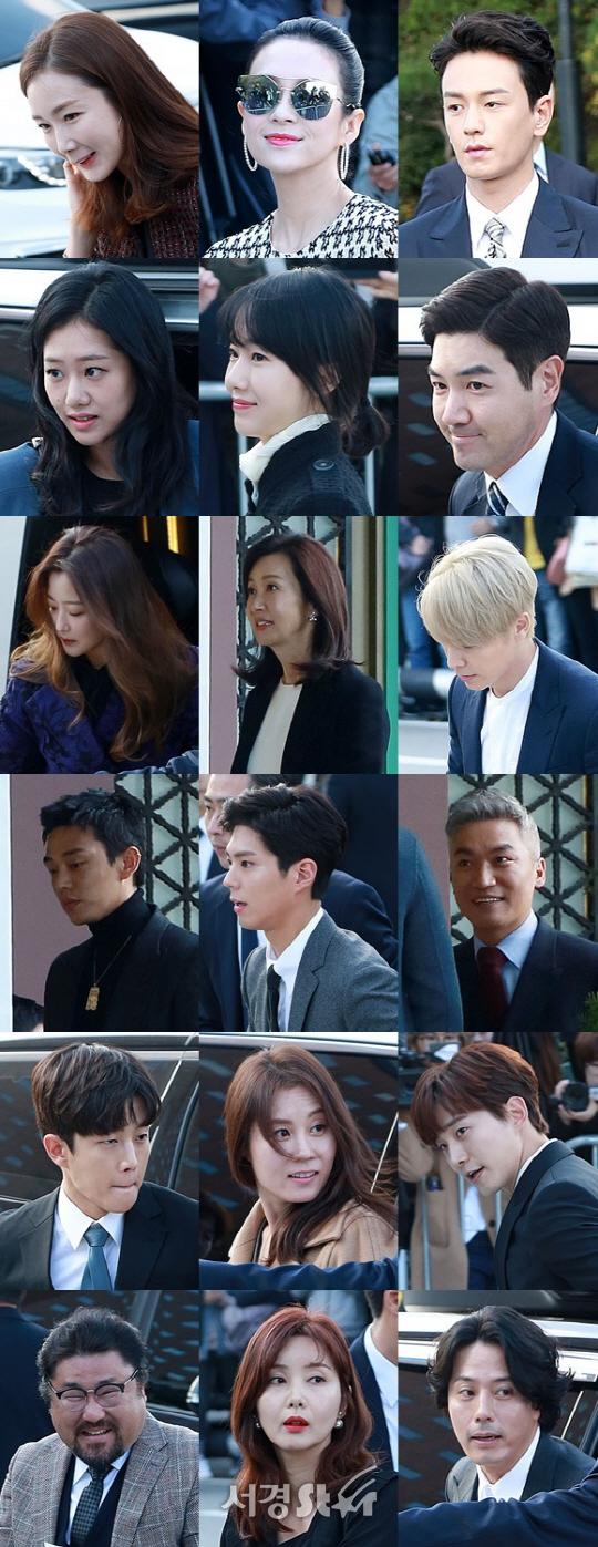 """[SE★이슈] 송혜교♥송중기 """"드라마 같은 결혼식, 그 어려운 걸 해냈습니다"""""""