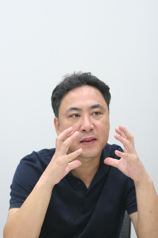 성춘호 에이치엔씨게임즈 공동대표 '톱200 게임 10개 만들어 6조 소셜카지노 선점할것'