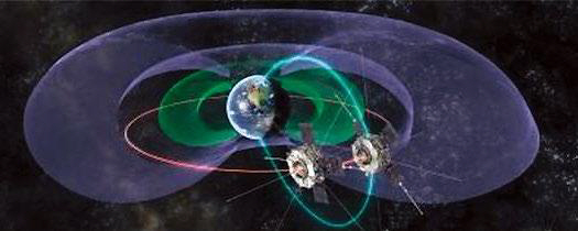 지구 방사선대의 비밀을 풀다
