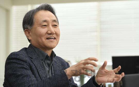 [CEO&Story] 이형우 마이다스아이티 대표 '현재에 충실했던 '복사왕'…'글로벌 톱' 공학 SW회사 일궜죠'