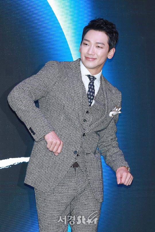 가수 비, 이번 안무포인트 '고릴라 춤' (기자간담회)