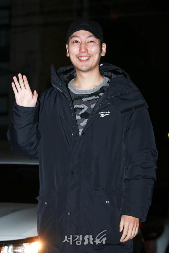 박두식, '환한 미소로 종방연 참석'