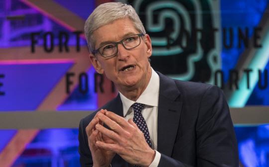 """공립학교에 코딩 교육 나선 애플...""""IT업계 인력 다양성 토대 닦는다"""""""