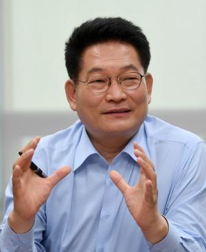 송영길 '中 임금 낮고 생산성 높아...이러다 기업들 다 뺏길 판'