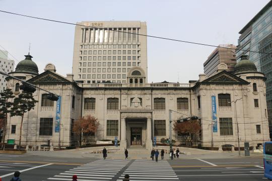 [역사의 향기/근대문화유산] 17한국은행 본관