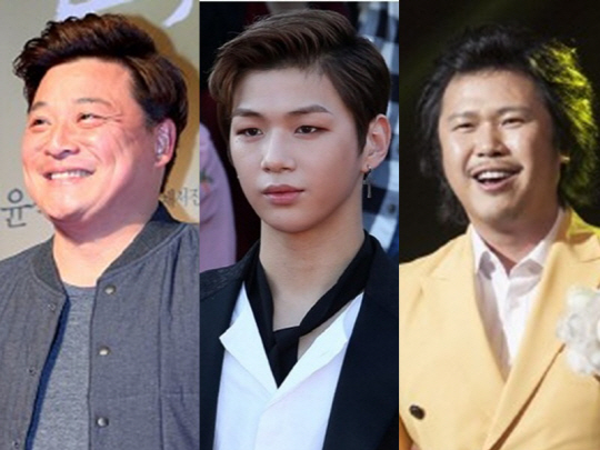 '발칙한 동거' 측 '윤정수 출연 맞다…워너원·장미여관과 호흡'(공식입장)