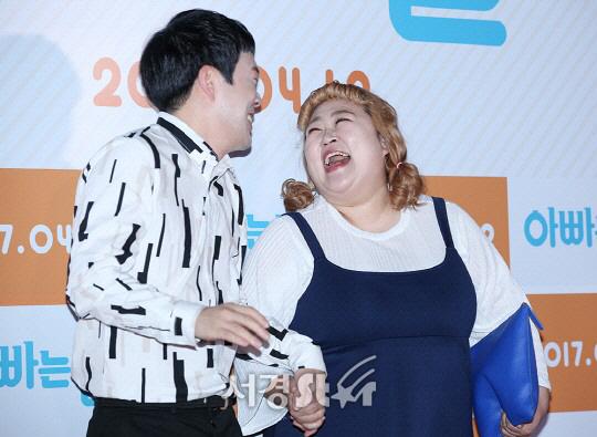 '정희' 홍윤화 '김민기와 11월 결혼…상견례도 마쳤다'