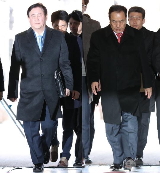 '뇌물 수수' 최경환·이우현 구속…친박계 수사 확대 가능성