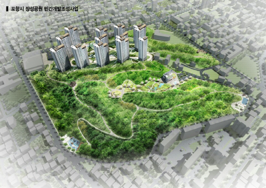 [디벨로퍼, 그들이 바꾼 도시]동우개발, 공동주택 짓고 문화시설 기부하고…방치된 숲에 새희망 심어