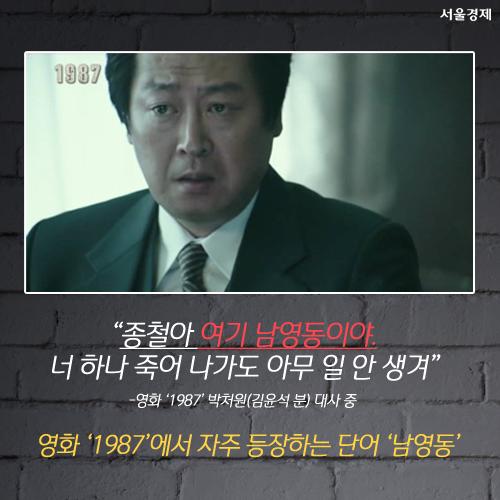 [카드뉴스]아프지만 기억해야 할 그곳 '1987년 남영동'