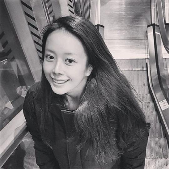 """임신 신지수, '소문난 칠공주' 태교에 전념하고 있어 """"13주차"""""""