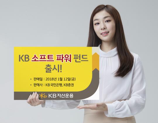 KB자산운용, KB소프트파워펀드 출시