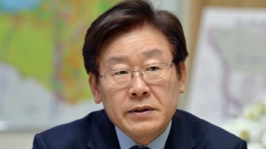 한국당에 고발당한 이재명 '무뇌정당, 정신 차리시오'