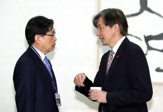 靑 권력기관 개혁안 발표...조국 수석이 직접 브리핑