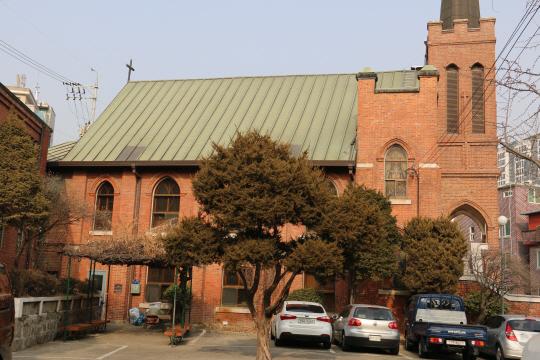 [역사의 향기/근대문화유산] 20 석교교회