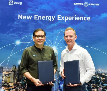 태국 공업단지, 파워렛저로 태양열 에너지 사고판다