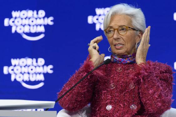 라가르드 IMF 총재, '암호화폐 정부규제는 불가피'