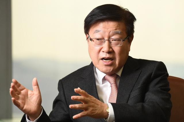 [서경이 만난사람]김영주 무협 회장 '신남방정책 연계해 아세안·인도 시장 개척 공들여야'