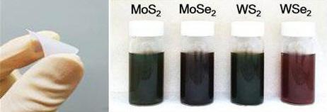 물에 '나트륨' 넣어 나노시트 제조