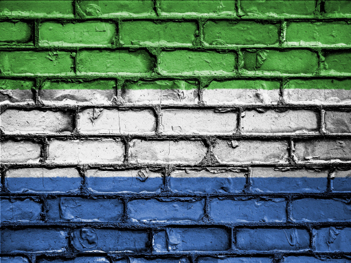 시에라리온, 세계 첫 블록체인 적용 대통령 선거 실시
