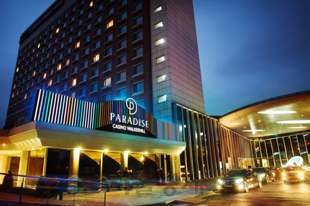 파라다이스카지노 워커힐, 9.9억 국내 최대 잭팟 터졌다