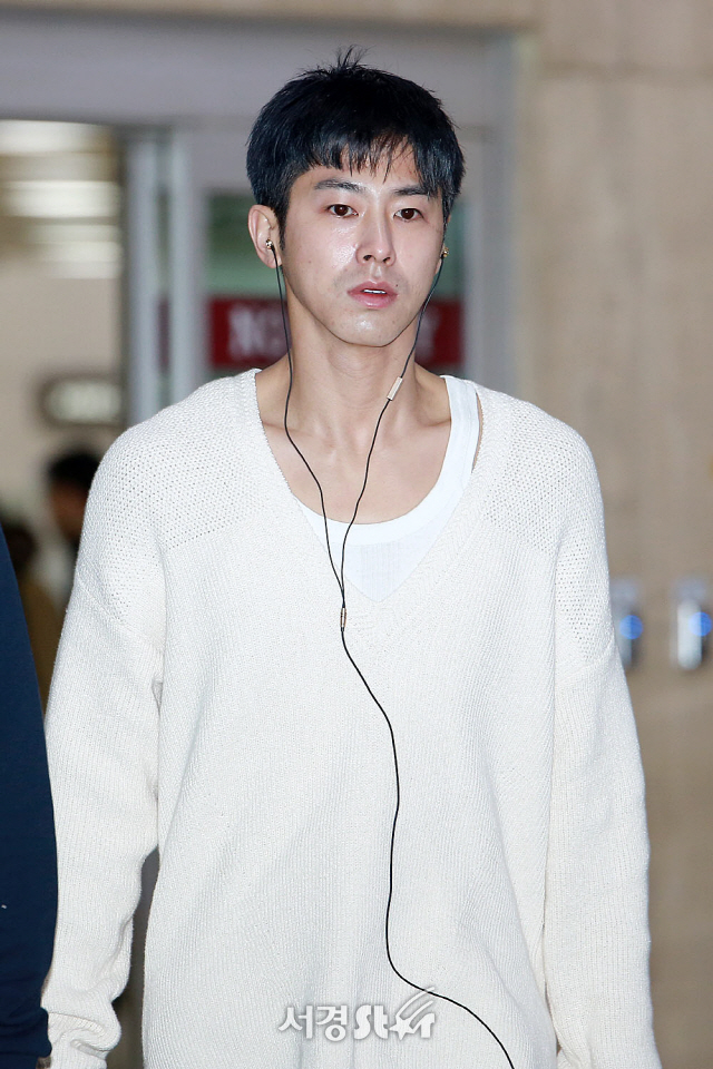 동방신기 유노윤호, '꾸밈 없는 잘생김' (공항패션)