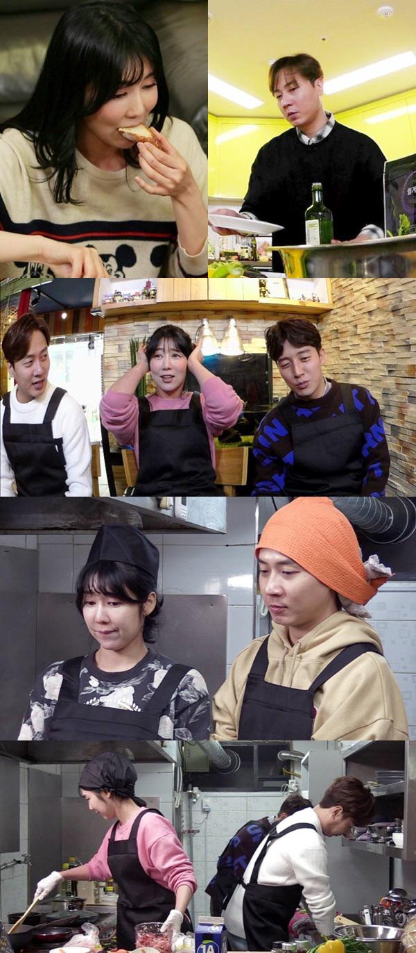 '골목식당' 앤디 VS 사유리, '정반대 성격' 연예인들의 식당 도전