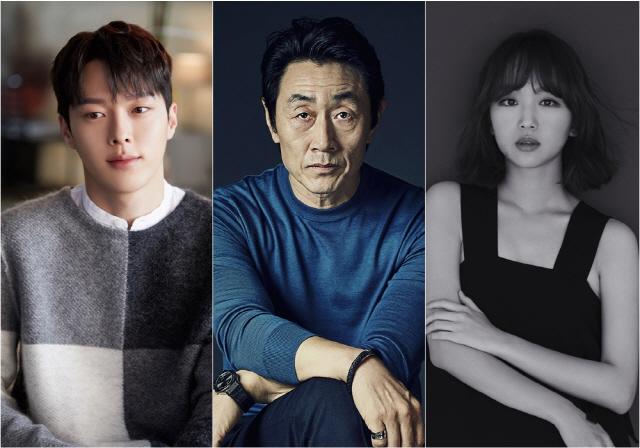 [공식] '이리와 안아줘' 허준호-장기용-진기주 캐스팅 확정, 5월 중순 첫 방송