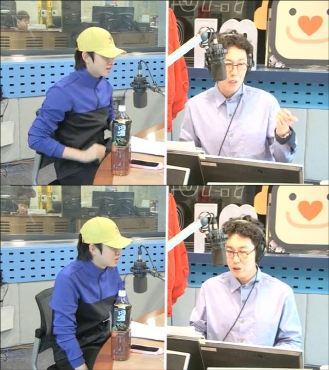'김영철의 파워FM' 김희철 '어설프게 하느니 무대 서지 않는게 맞다고 생각'