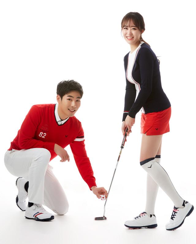 2018 골프 시즌|3. 올봄 패션 제안