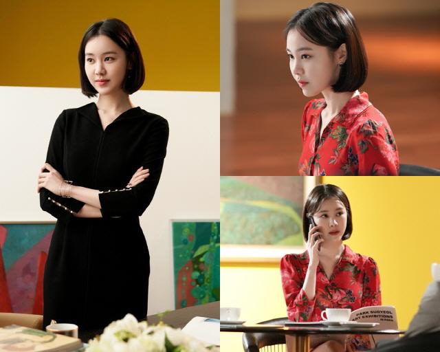 '리치맨' 김예원, 엄친딸의 표본 변신…新여성 워너비 예고