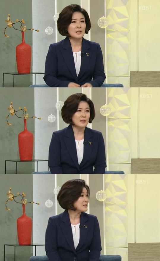 '아침마당' 백현주, '최지우·이영애, 결혼 후 보도…보안 철저했다'